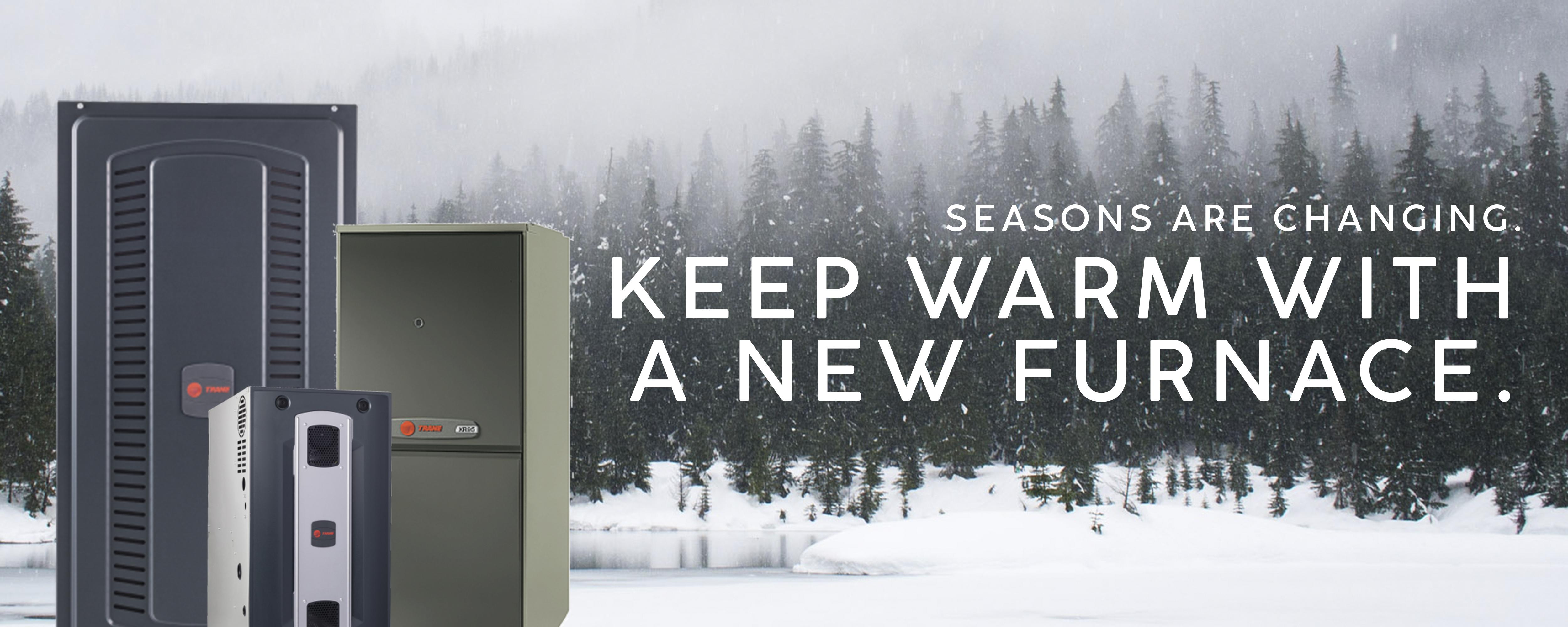 get a new furnacel
